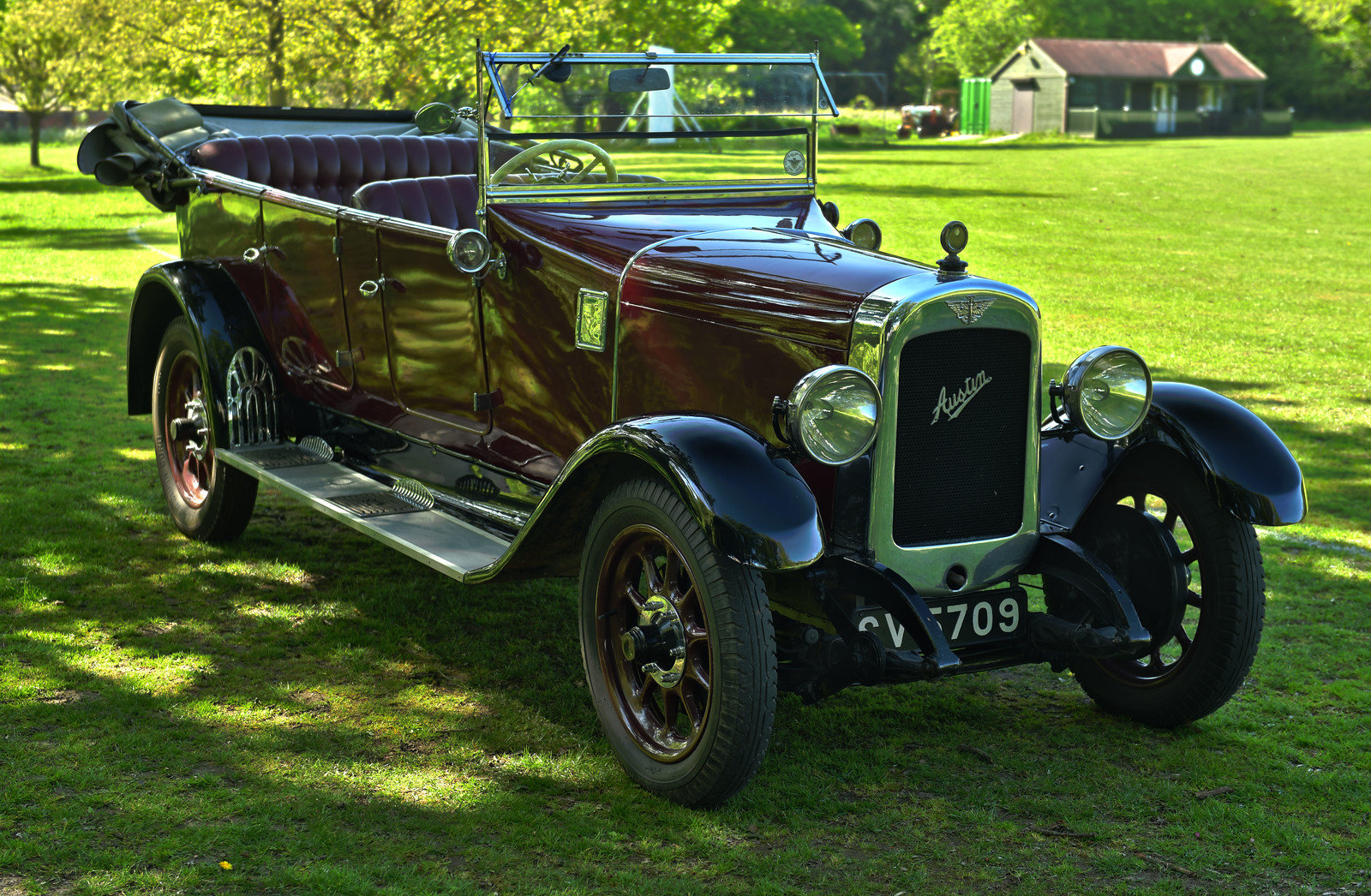 1925 Austin 20/4 'Clifton' Tourer For Sale (picture 1 of 6)
