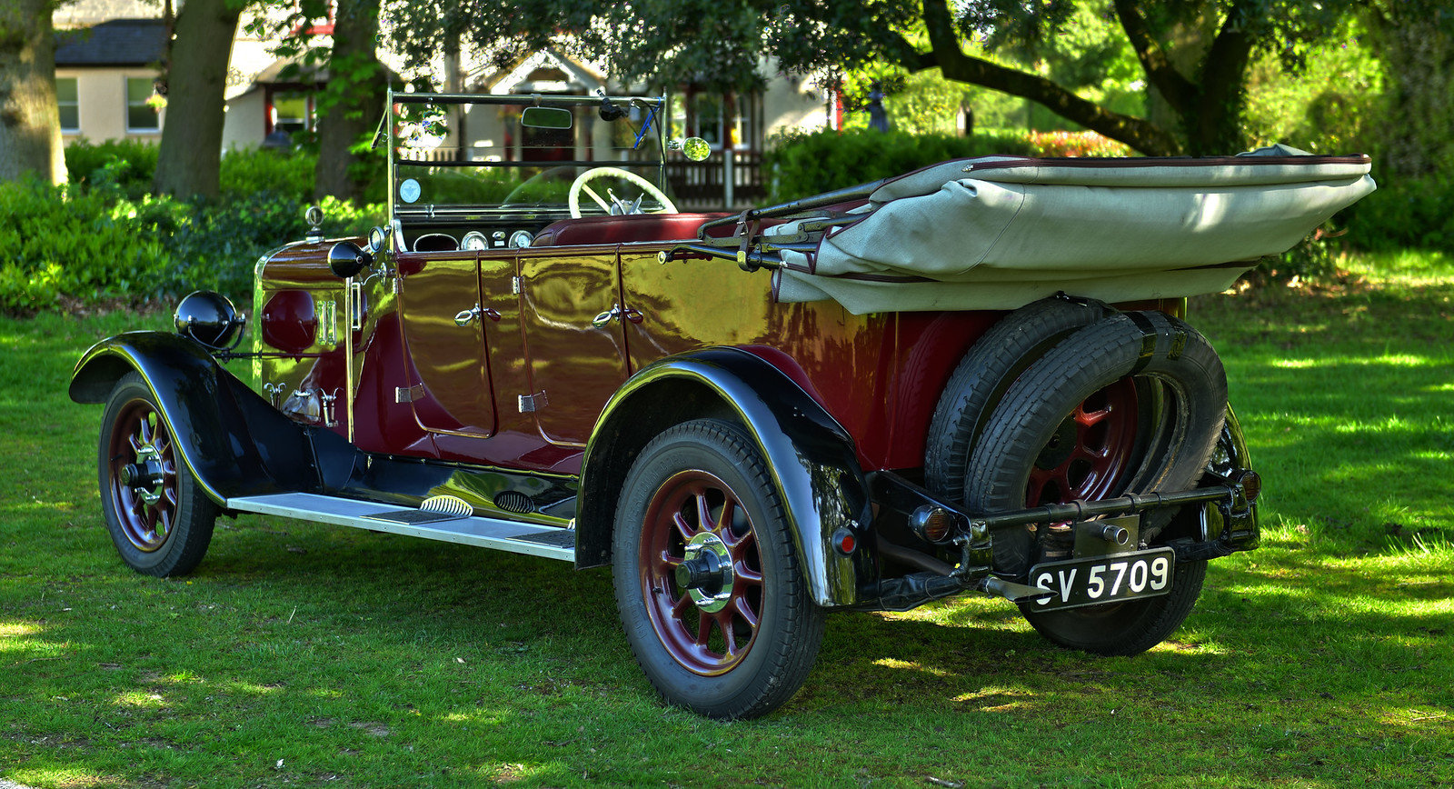 1925 Austin 20/4 'Clifton' Tourer For Sale (picture 2 of 6)