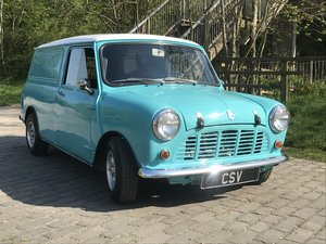 1973 1974 Austin Mini van For Sale