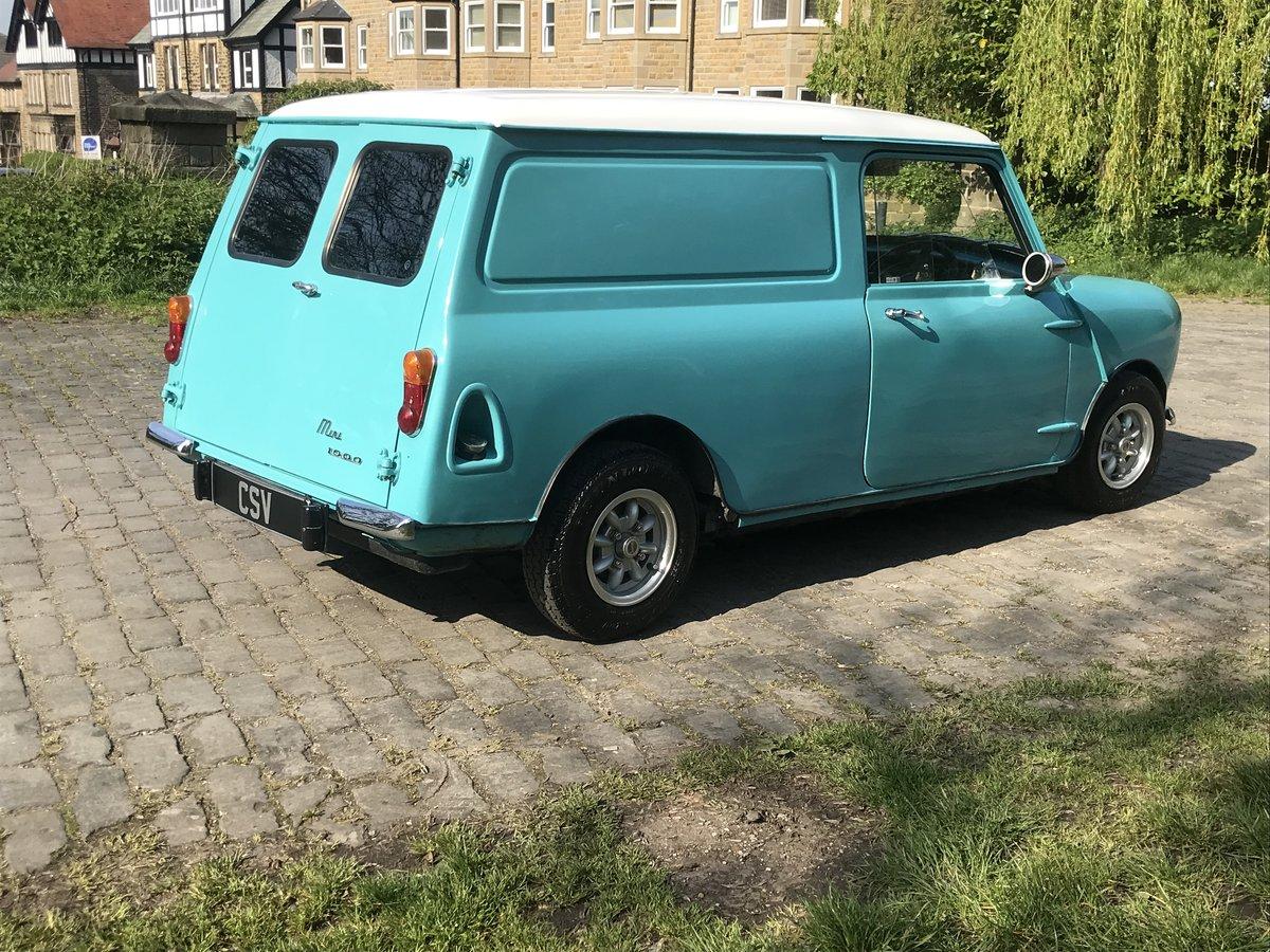 1973 1974 Austin Mini van For Sale (picture 3 of 6)