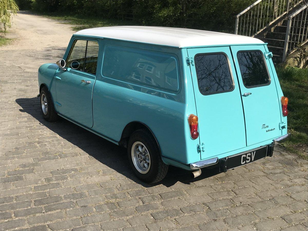 1973 1974 Austin Mini van For Sale (picture 4 of 6)