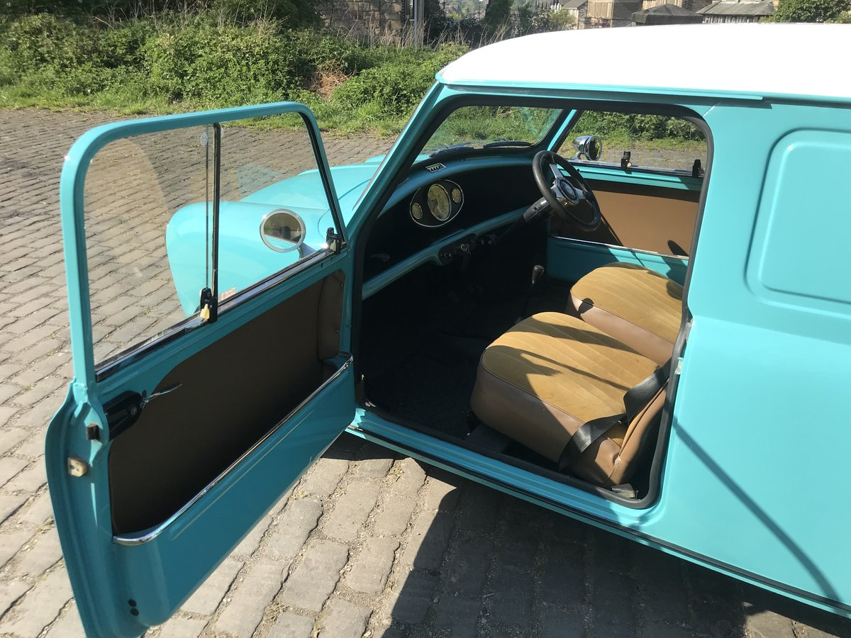 1973 1974 Austin Mini van For Sale (picture 6 of 6)