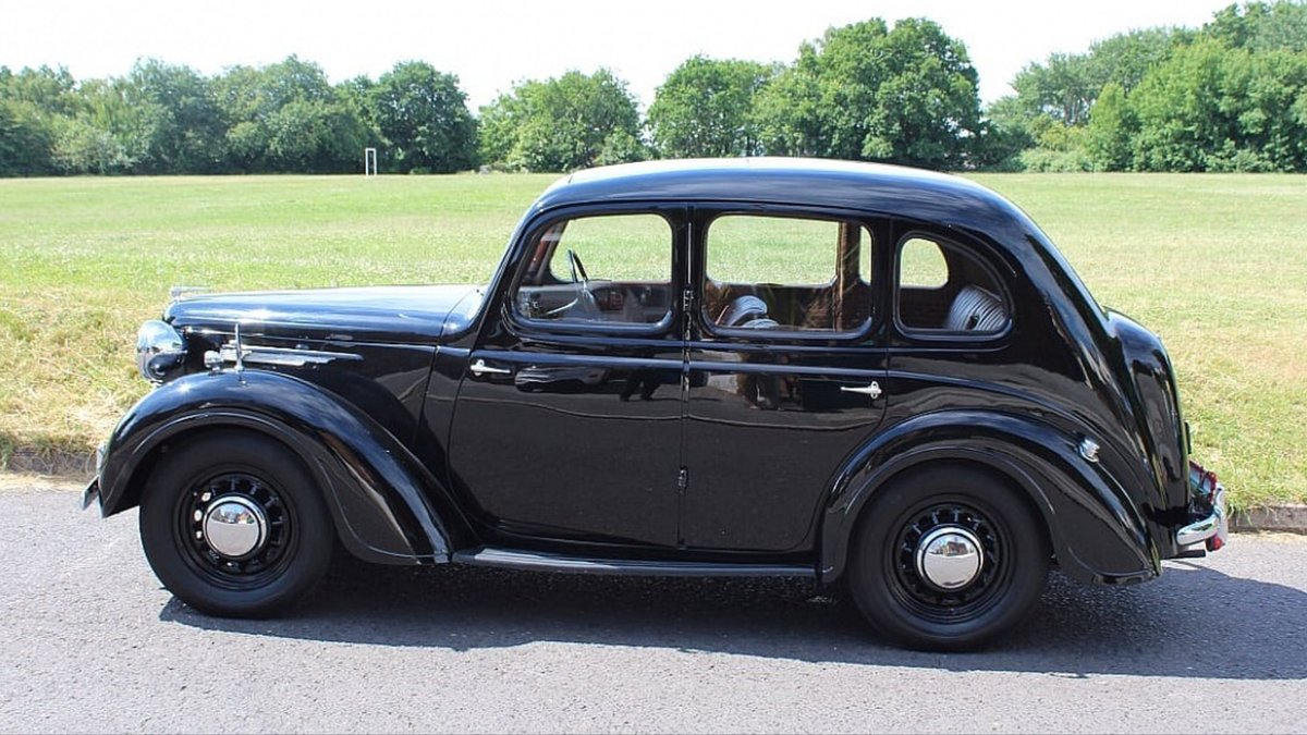 Immaculate 1947 Austin Ten For Sale (picture 1 of 6)