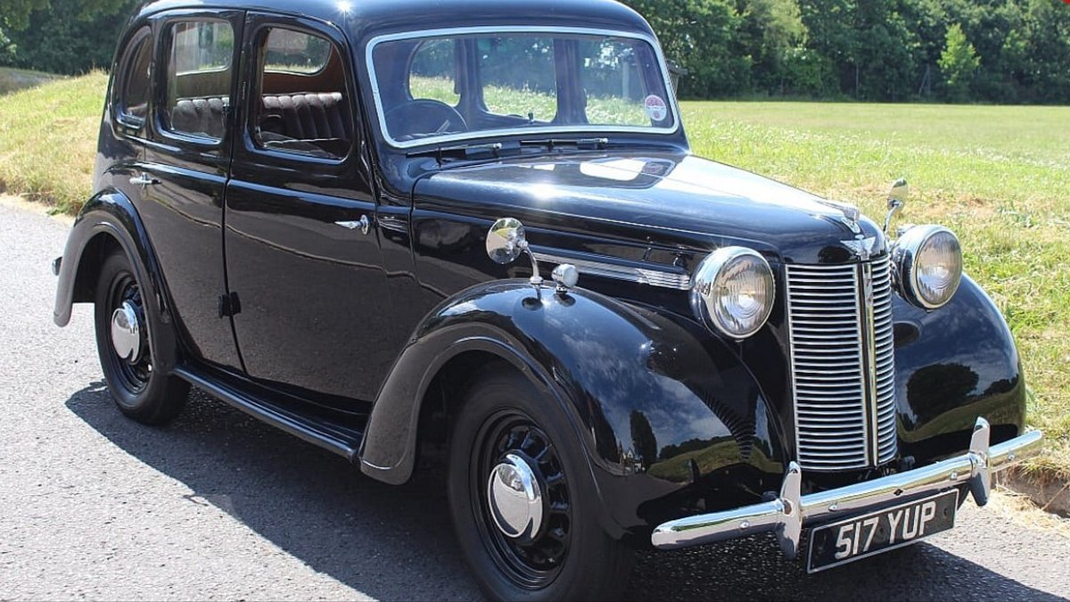 Immaculate 1947 Austin Ten For Sale (picture 2 of 6)