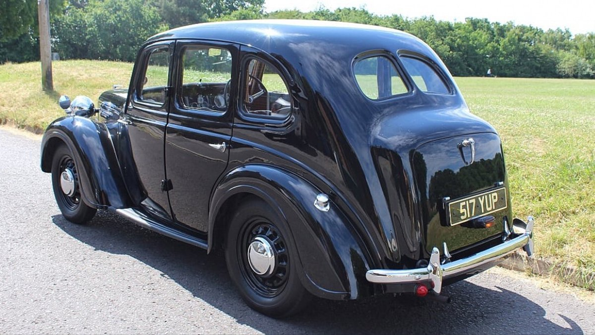 Immaculate 1947 Austin Ten For Sale (picture 3 of 6)
