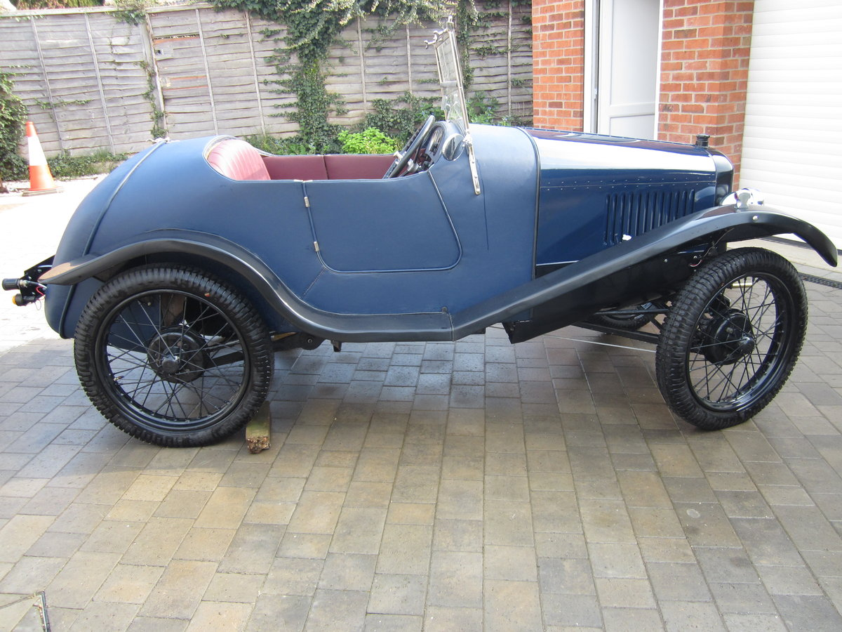 1930 Austin 7 Gordon England Cup Model Replica SOLD (picture 1 of 6)