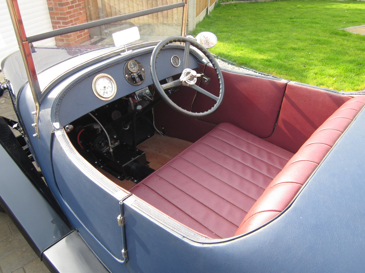 1930 Austin 7 Gordon England Cup Model Replica SOLD (picture 2 of 6)