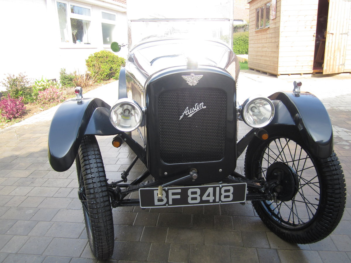 1930 Austin 7 Gordon England Cup Model Replica SOLD (picture 4 of 6)