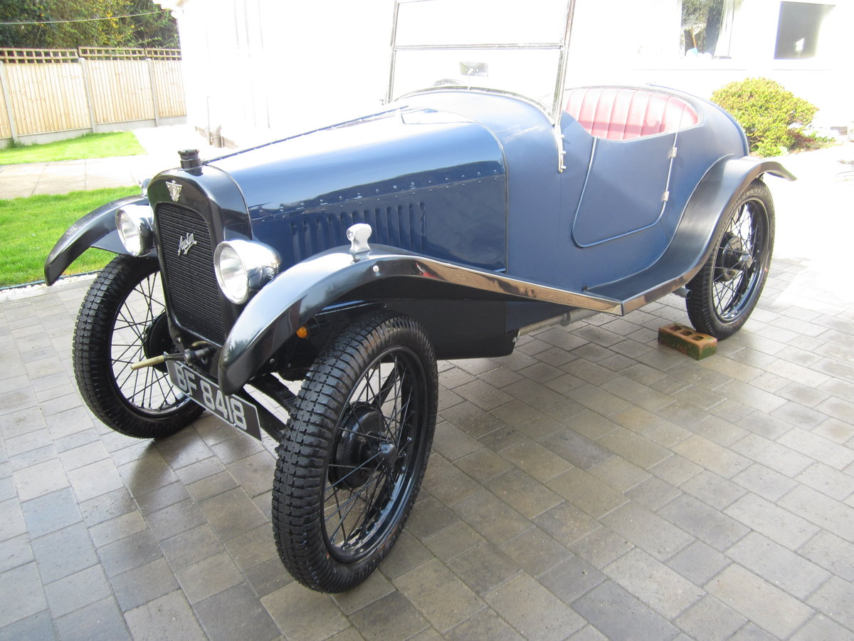 1930 Austin 7 Gordon England Cup Model Replica SOLD (picture 6 of 6)