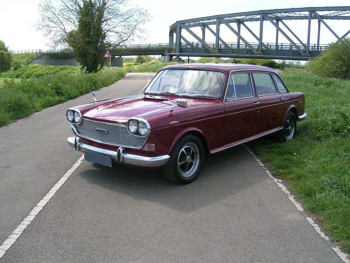 1971 Rare Austin 3 Litre Automatic Historic Vehicle For Sale (picture 1 of 6)