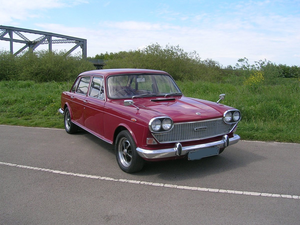 1971 Rare Austin 3 Litre Automatic Historic Vehicle For Sale (picture 2 of 6)