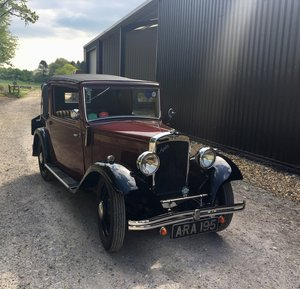 1934 Austin 10/4 Cabriolet For Sale