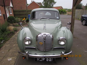 1954 Somerset A40  For Sale
