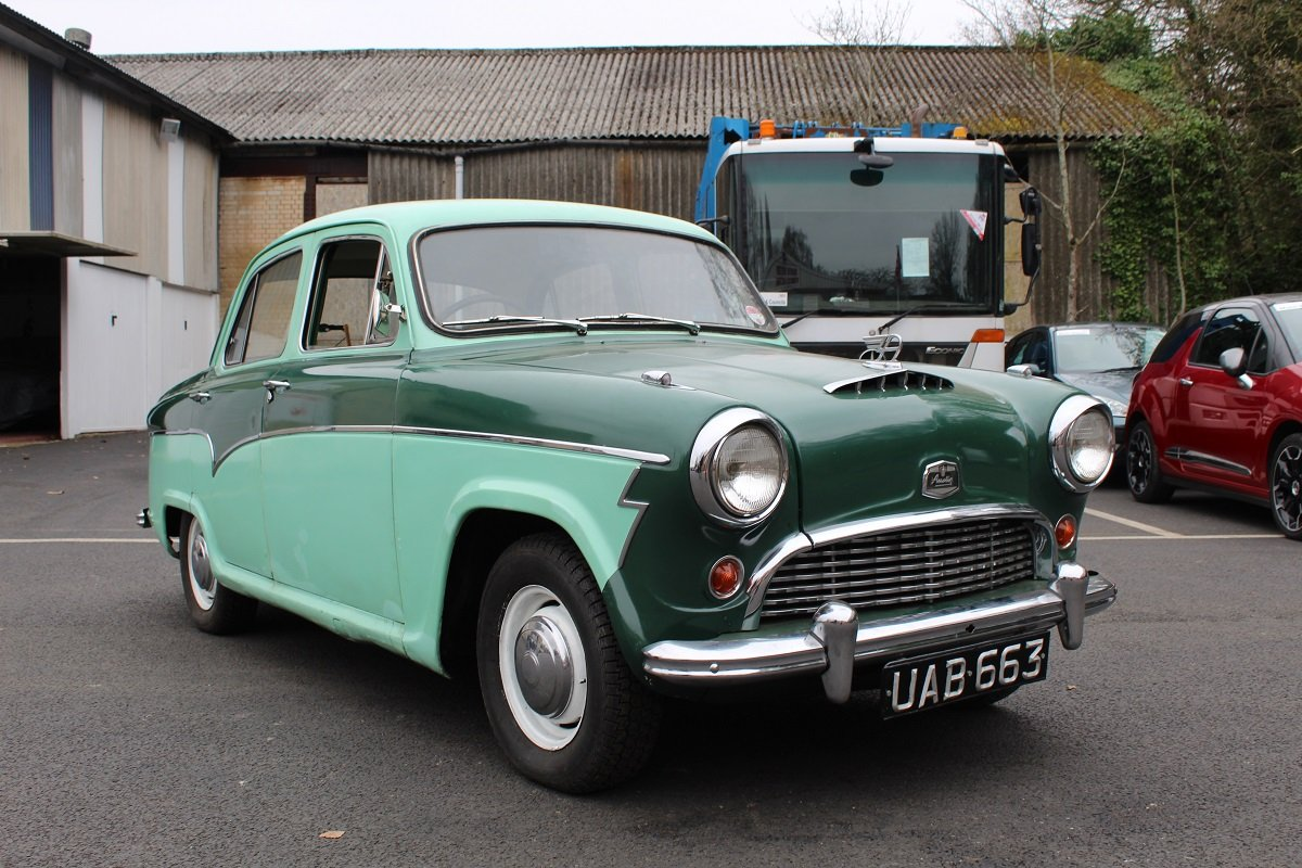 Austin A55 1958 - To be auctioned 26-07-19 For Sale by Auction (picture 1 of 6)