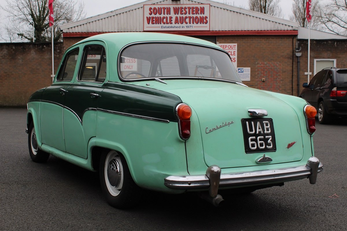 Austin A55 1958 - To be auctioned 26-07-19 For Sale by Auction (picture 2 of 6)