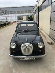 1957 Austin A35 Fast Road Rally Project