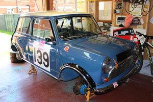 AUSTIN MINI 1963,MED 1380cc HILLCLIMB CAR, For Sale