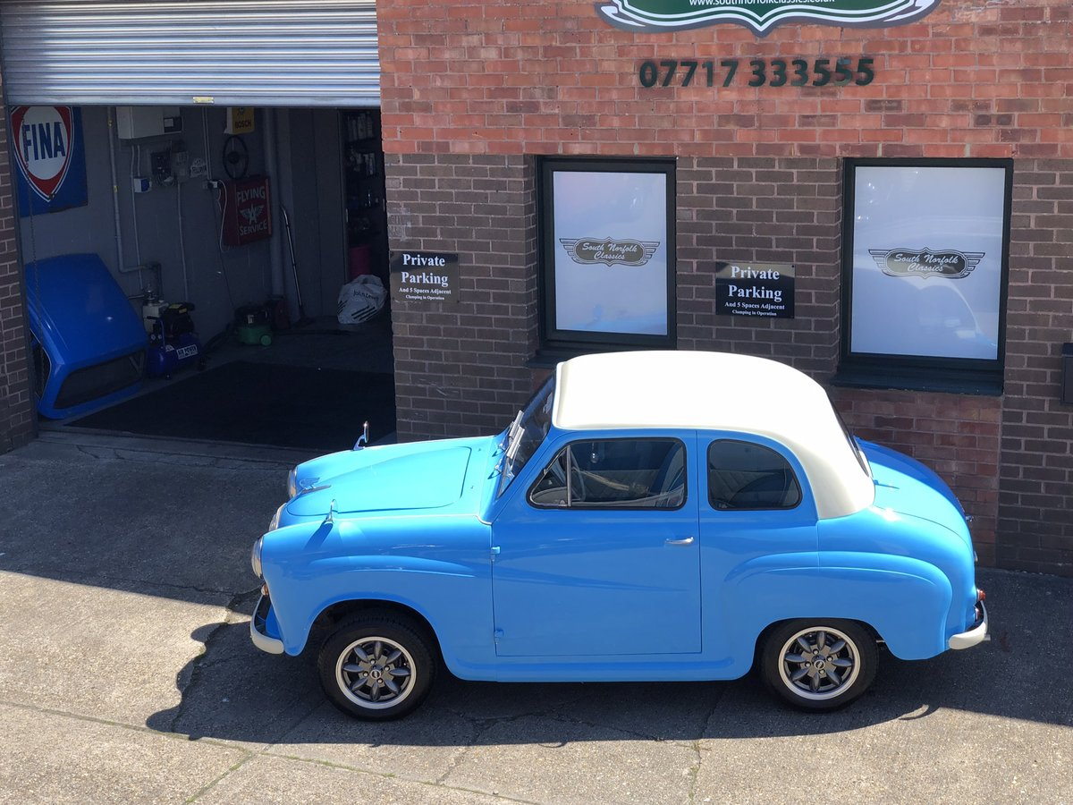 1954 Austin A30, modified, nut and bolt restoration  For Sale (picture 1 of 6)