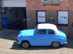 1954 Austin A30, modified, nut and bolt restoration  For Sale