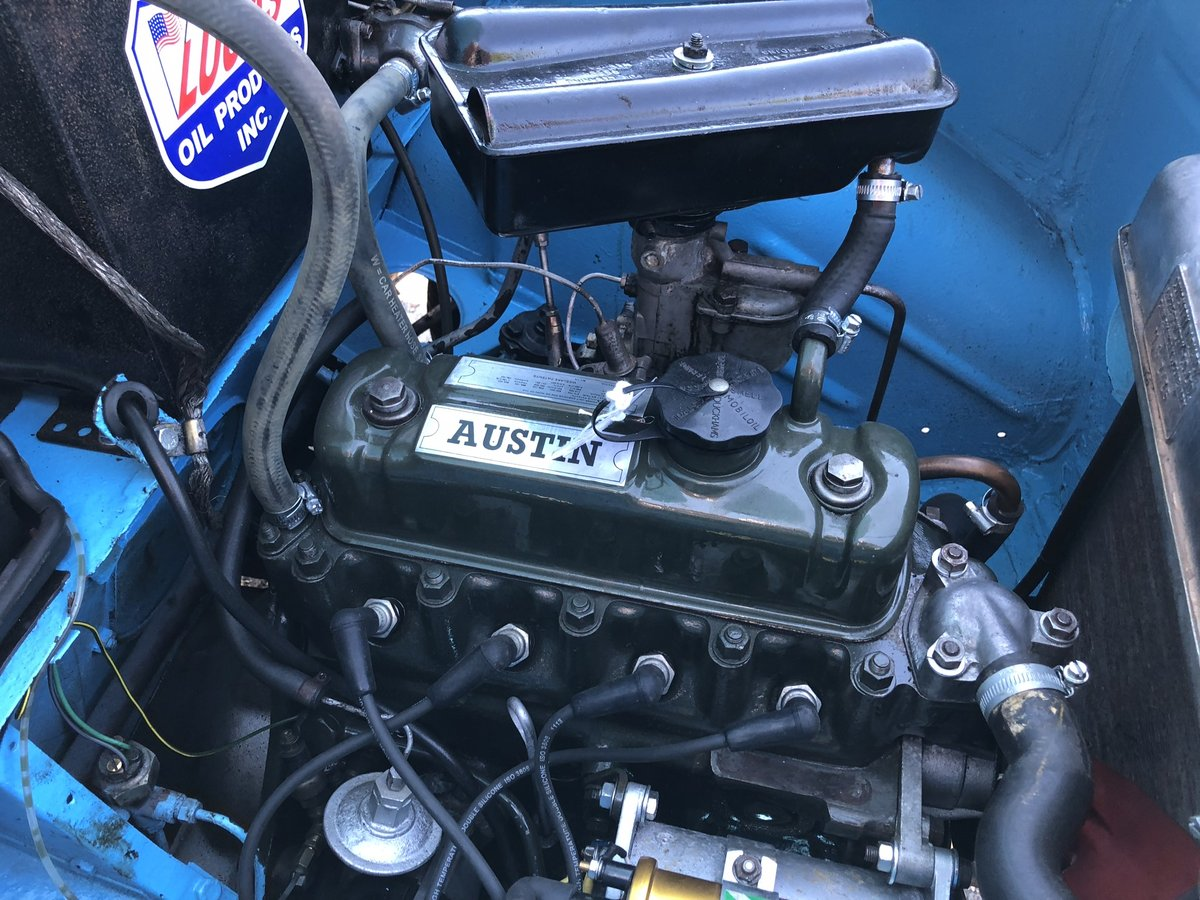 1954 Austin A30, modified, nut and bolt restoration  For Sale (picture 5 of 6)