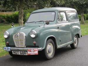 1962 Austin A35 Van For Sale