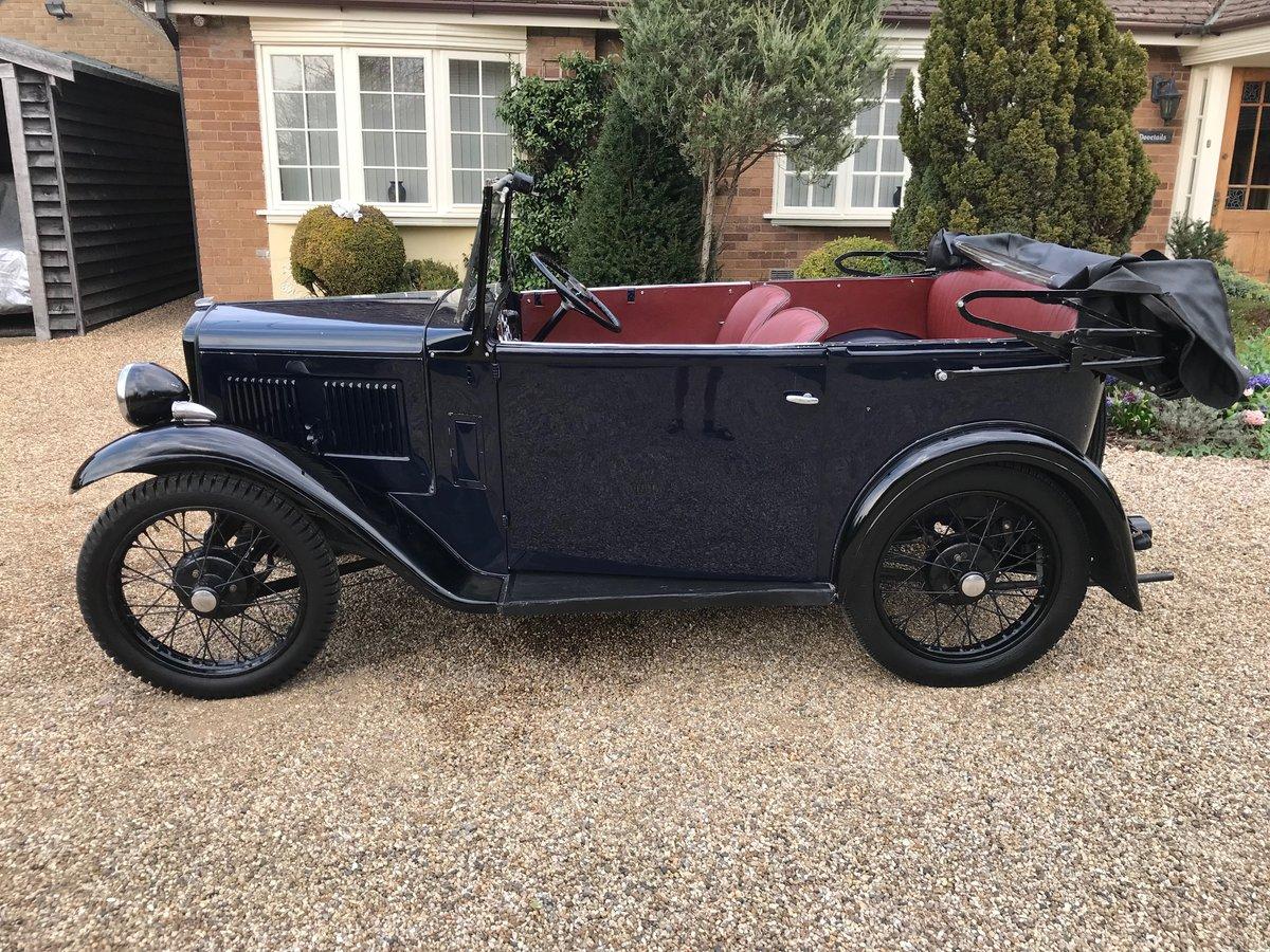 1932 Austin Seven Tourer For Sale (picture 2 of 6)