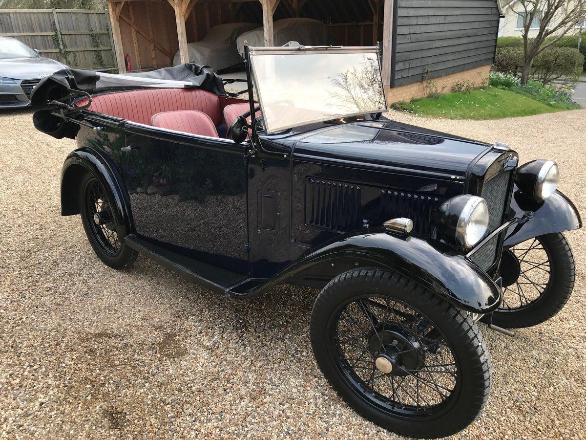 1932 Austin Seven Tourer For Sale (picture 3 of 6)