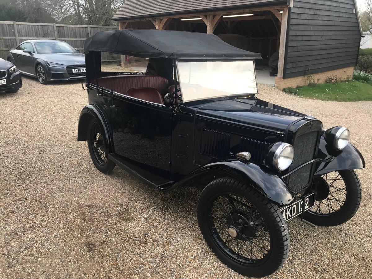 1932 Austin Seven Tourer For Sale (picture 4 of 6)