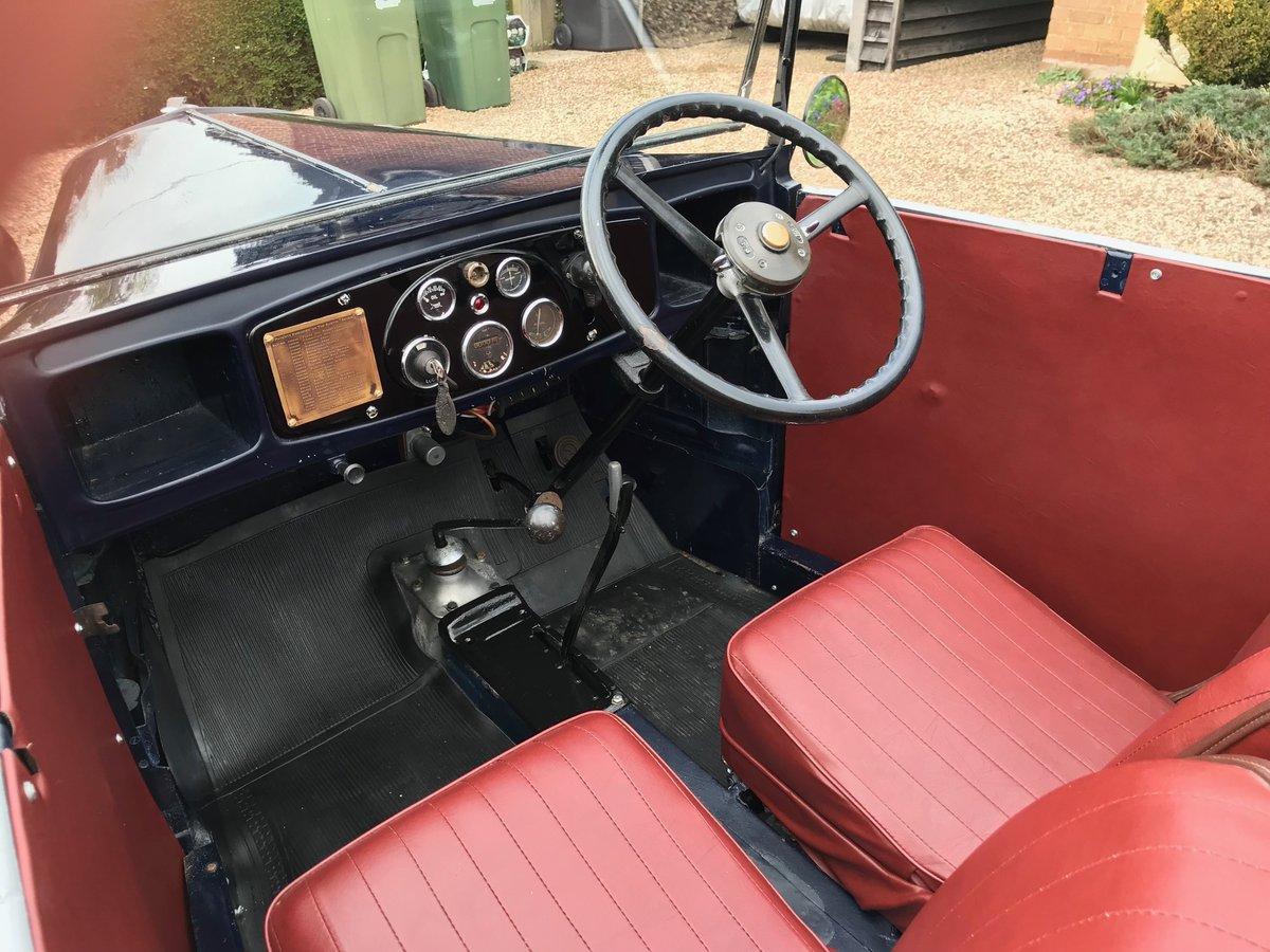 1932 Austin Seven Tourer For Sale (picture 5 of 6)