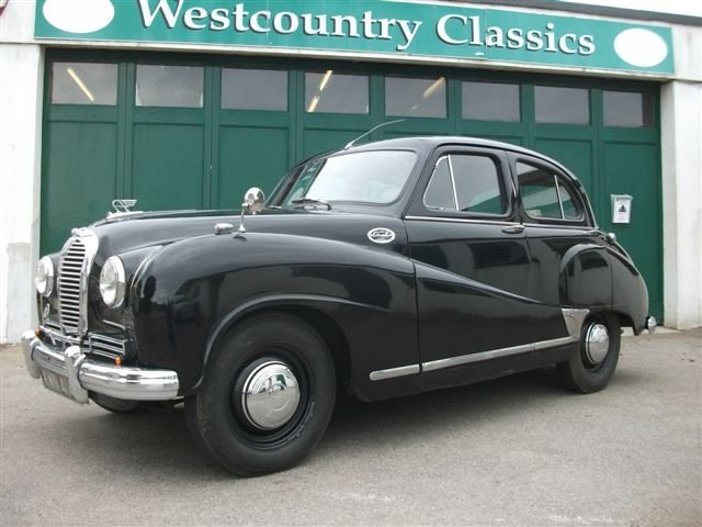1954 Austin A70 Hereford, Ready to play! SOLD (picture 1 of 6)