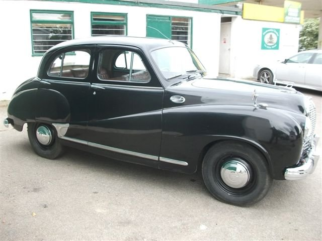 1954 Austin A70 Hereford, Ready to play! SOLD (picture 2 of 6)
