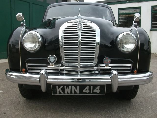1954 Austin A70 Hereford, Ready to play! SOLD (picture 3 of 6)