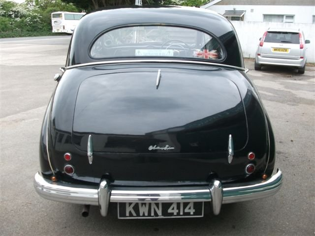 1954 Austin A70 Hereford, Ready to play! SOLD (picture 4 of 6)
