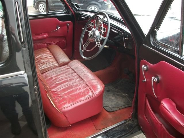 1954 Austin A70 Hereford, Ready to play! SOLD (picture 5 of 6)