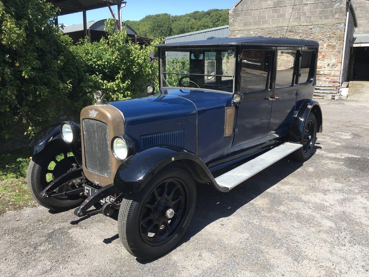 1927 Austin  20/4  seven seat  laundaulette For Sale (picture 1 of 6)