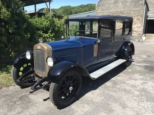 1927 Austin  20/4  seven seat  laundaulette For Sale