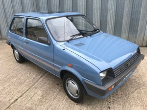 1988 TOTALLY ORIGINAL LOW MILEAGE SUPER CLEAN FRESH MOT