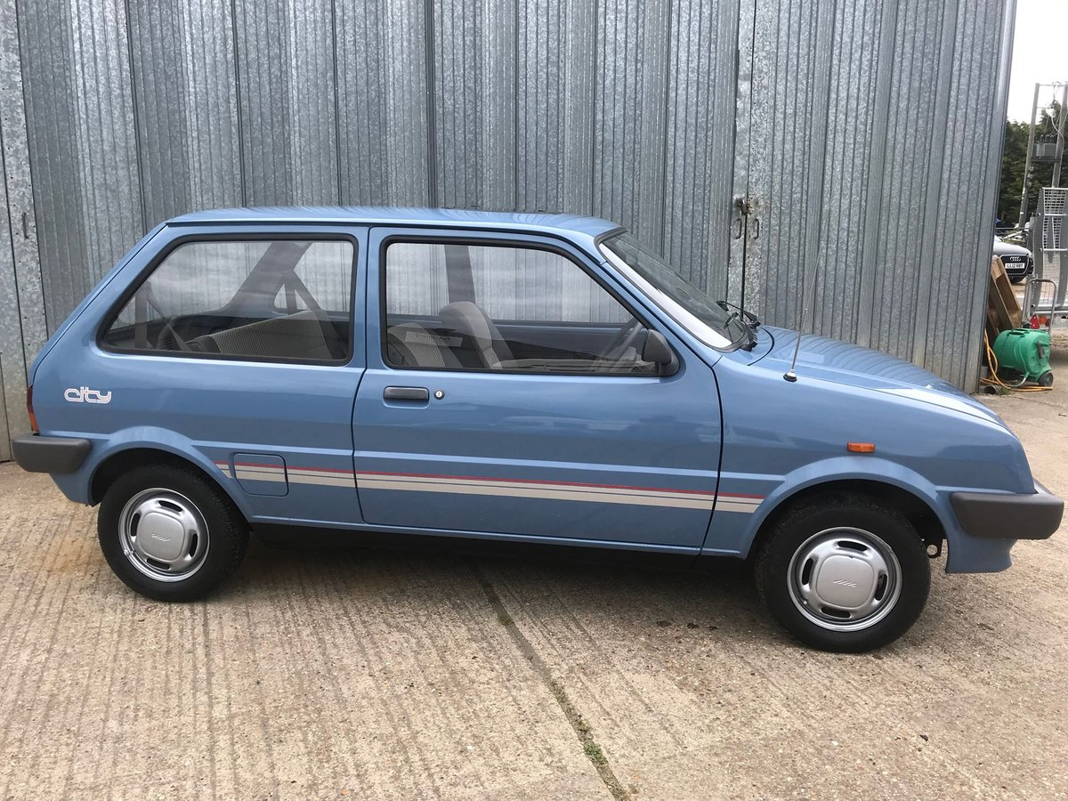 1988 TOTALLY ORIGINAL LOW MILEAGE SUPER CLEAN FRESH MOT For Sale (picture 4 of 6)