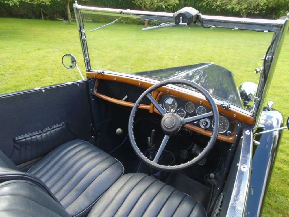 1935 Austin 10/4 Clifton with Dickey Seat SOLD (picture 4 of 6)
