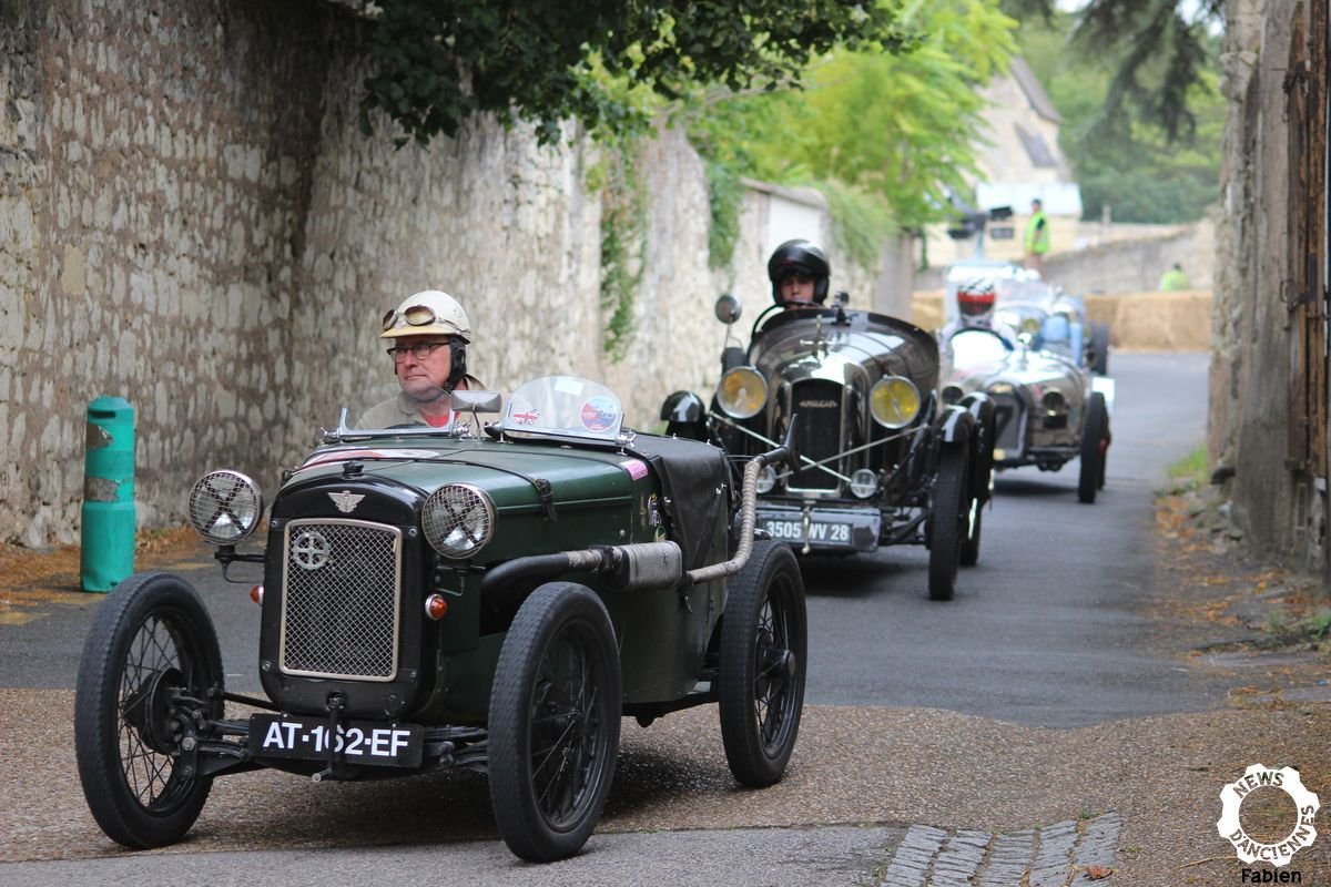 1931 Austin seven ulster rep For Sale (picture 1 of 5)