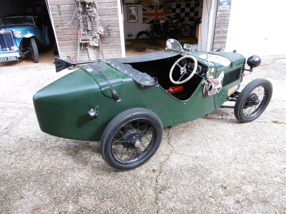 1931 Austin seven ulster rep For Sale (picture 5 of 5)