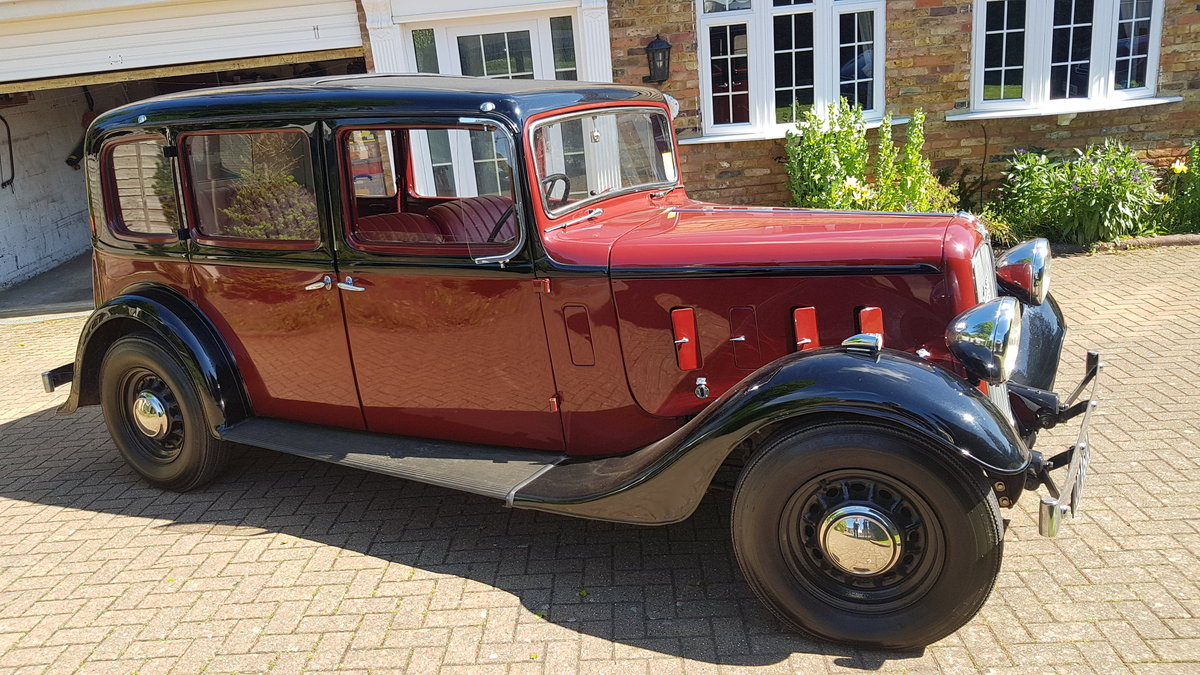 AUSTIN 1936 YORK SALOON For Sale (picture 2 of 6)