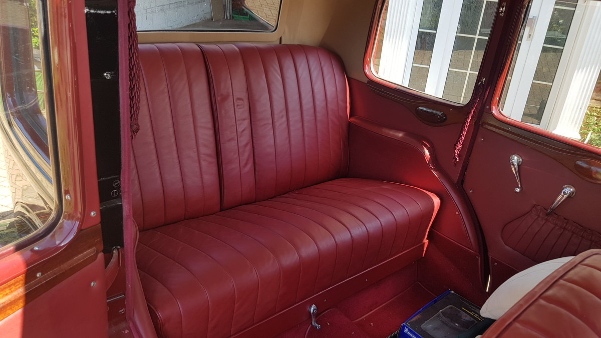 AUSTIN 1936 YORK SALOON For Sale (picture 3 of 6)