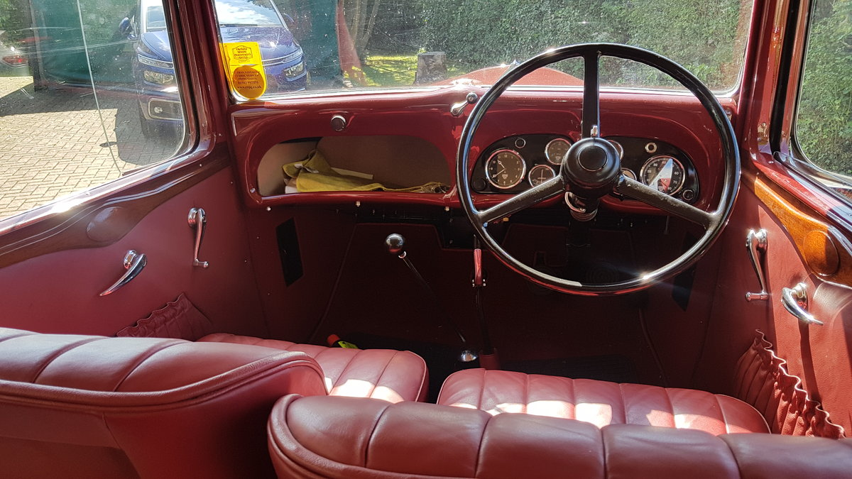 AUSTIN 1936 YORK SALOON For Sale (picture 4 of 6)