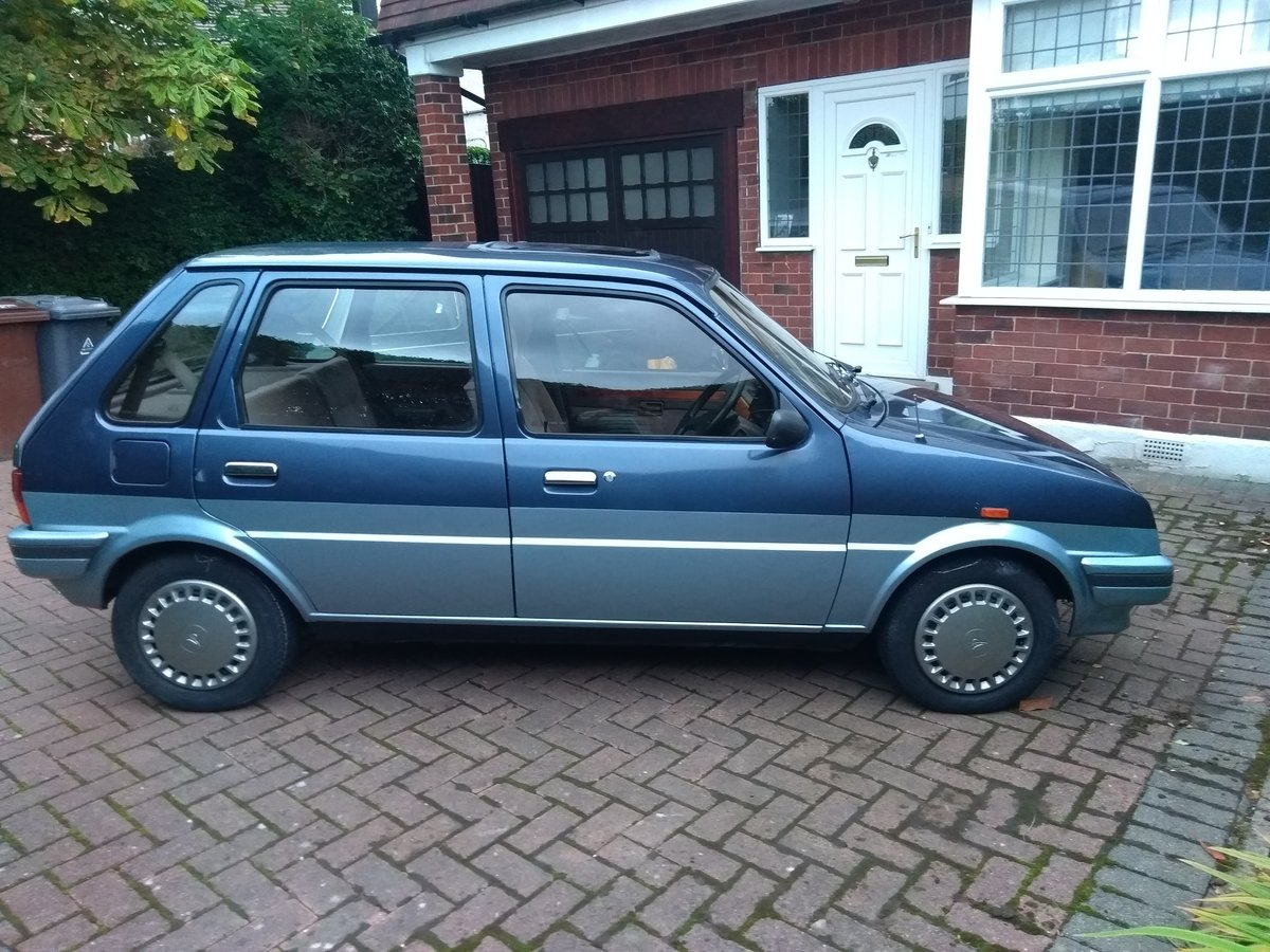 1988 Metro Vanden Plas auto 30,000 Full MOT & serviced For Sale (picture 4 of 6)