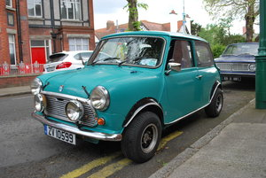 Austin Mini 1970 - Road / Competition For Sale