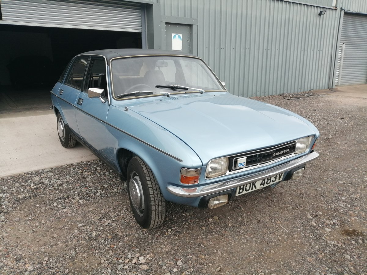 1979 For sale Austin Allegro Special SOLD (picture 1 of 6)