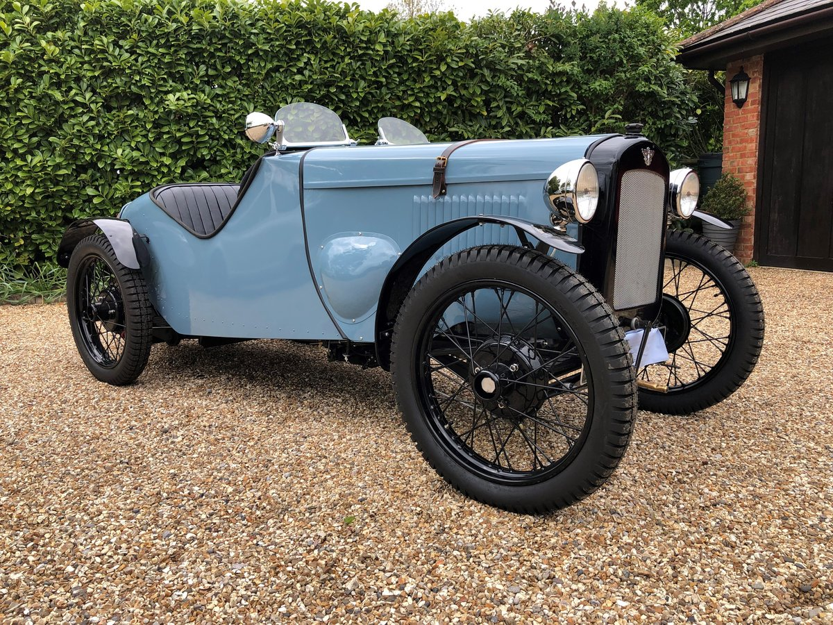 1934 Austin 7 Ulster Rep (Rod Yates Body) SOLD (picture 2 of 6)