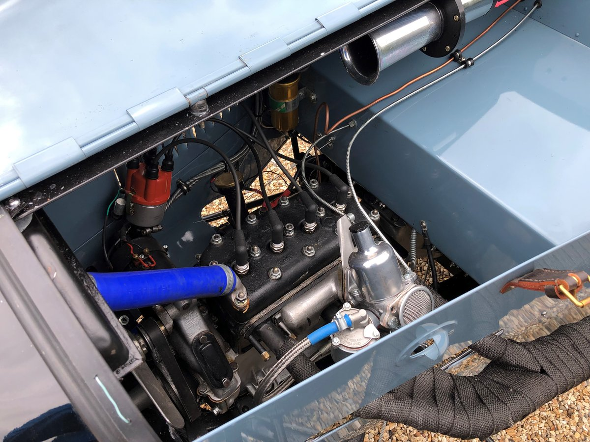 1934 Austin 7 Ulster Rep (Rod Yates Body) SOLD (picture 6 of 6)