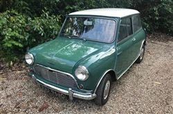 1966 Mini Cooper S - Barons Tuesday 4th June 2019 For Sale by Auction